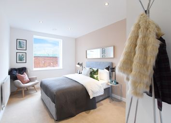 Thumbnail 2 bedroom flat for sale in 6 Blossom House, 5 Reservoir Way, London