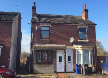 Thumbnail 3 bed end terrace house for sale in Anglesey Road, Branston, Burton-On-Trent