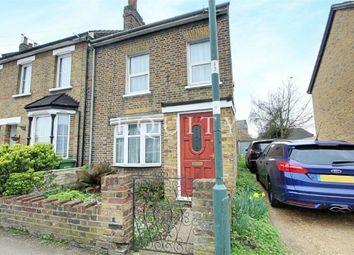 Thumbnail 2 bedroom end terrace house for sale in Eleanor Road, Waltham Cross