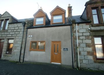 Thumbnail 1 bed flat for sale in Main Street, Rothienorman, Inverurie