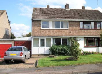 Thumbnail 4 bed semi-detached house for sale in Noredown Way, Royal Wootton Bassett, Swindon