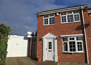 Thumbnail 3 bed semi-detached house to rent in The Gardens, Ripley