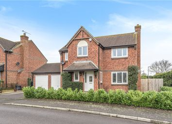 Thumbnail 4 bed detached house for sale in Old Station Gardens, Henstridge, Templecombe, Somerset