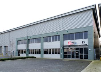Thumbnail Industrial to let in Unit 23, Cowley Mill Road, Uxbridge