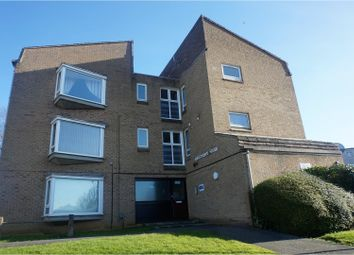 Thumbnail 1 bed flat for sale in Hinton Road, Northampton