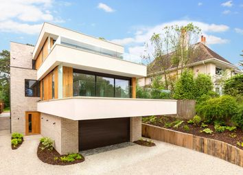Thumbnail 4 bed detached house for sale in Brudenell Avenue, Canford Cliffs, Poole, Dorset