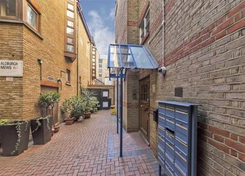 Thumbnail 2 bed flat to rent in Aldburgh Mews, London