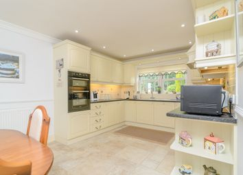 Thumbnail 3 bed detached bungalow for sale in Vicarage Lane, Spalding, Lincolnshire
