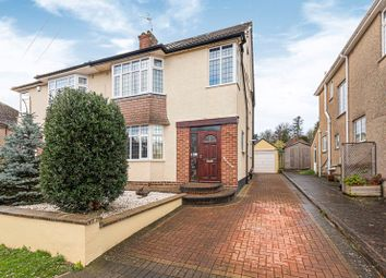 Thumbnail 4 bed semi-detached house for sale in Sandyleaze, Westbury-On-Trym, Bristol