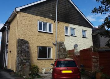 Thumbnail 2 bed end terrace house for sale in Bugle, St. Austell, Cornwall
