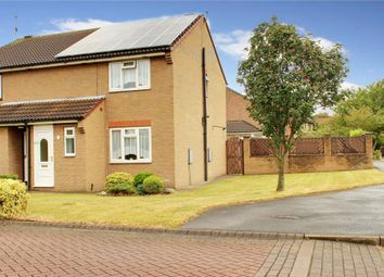 Thumbnail 3 bed semi-detached house for sale in St. Quintins Close, Hull