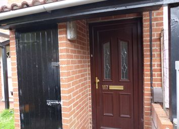 Thumbnail 2 bed flat to rent in Wootton Road, St Annes Park, Bristol
