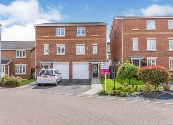 Thumbnail 3 bed semi-detached house for sale in Millers Croft, Castleford