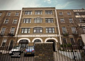 Thumbnail 2 bed flat to rent in Hackney Road, London, Haggerston