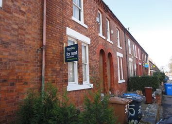 Thumbnail 4 bed terraced house to rent in Rippingham Road, Withington, Manchester