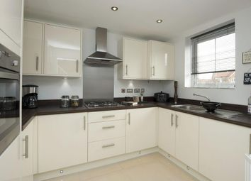 "Thumbnail 3 bed semi-detached house for sale in ""Aylesbury"" at Captains Parade, East Cowes"