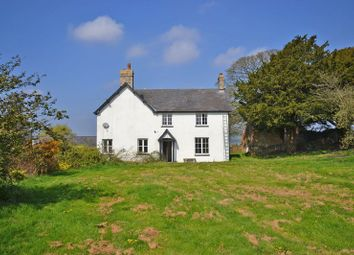 Thumbnail 6 bed detached house to rent in Large Farmhouse, Pentrepoeth Road, Rhiwderin, Newport