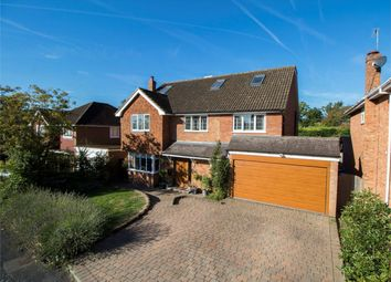 Thumbnail 6 bed detached house for sale in Franklin Avenue, Hartley Wintney, Hook