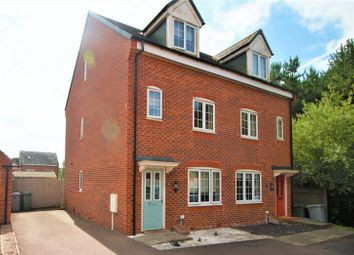 Thumbnail 3 bed semi-detached house for sale in St. Stephens Road, Ollerton, Newark