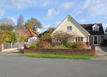 Thumbnail 4 bed property for sale in Orvis Lane, East Bergholt, Colchester
