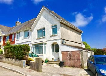 Thumbnail 3 bed end terrace house for sale in Falmouth, Cornwall