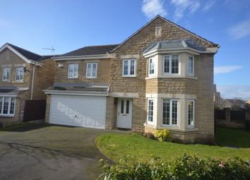 Thumbnail 4 bedroom detached house for sale in Thorgrow Close, Fenay Bridge, Huddersfield, West Yorkshire