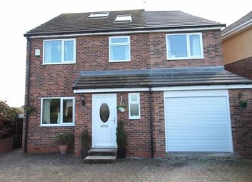 Thumbnail 4 bedroom detached house for sale in Chaucer Road, Rotherham