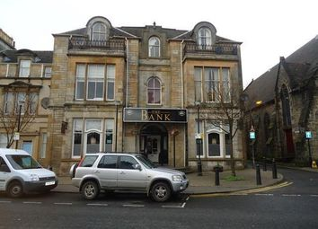 Thumbnail 3 bed flat to rent in Bank Street, Alloa