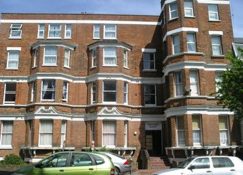 Thumbnail 1 bed flat to rent in Bouverie Road West, Folkestone