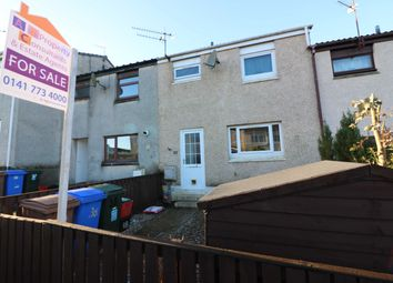 Thumbnail 3 bed terraced house for sale in Canmore Place, Stewarton