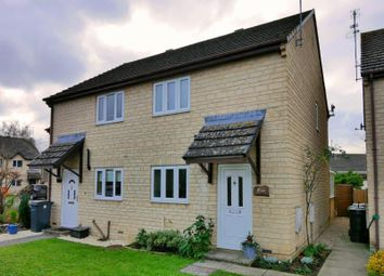 Thumbnail 2 bed semi-detached house to rent in Broadway Close, Kempsford, Fairford