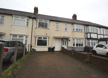 Thumbnail 3 bed terraced house for sale in Fencepiece Road, Hainault, Ilford, Essex