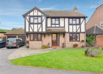 4 bed detached house for sale in St Marys Close, Sompting, West Sussex BN15