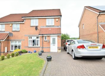 Thumbnail 3 bed semi-detached house for sale in Lammermuir Way, Airdrie