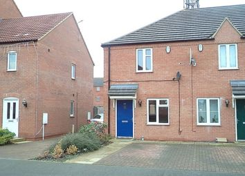 Thumbnail 2 bedroom mews house to rent in Danes Close, Grimsby