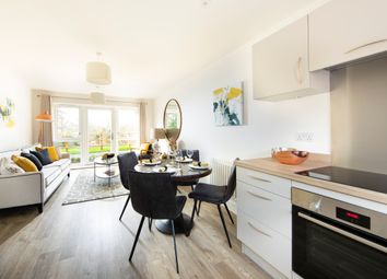 Thumbnail 2 bed flat for sale in Fender House, Princess Marina Drive, Arborfield