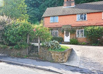 Thumbnail 3 bedroom semi-detached house for sale in Brighton Road, Godalming, Surrey