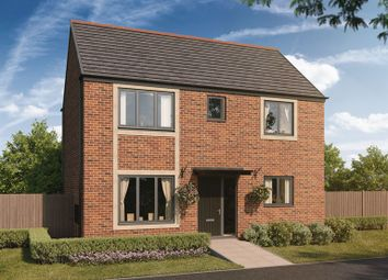 Thumbnail 3 bed detached house for sale in St Nicholas Manor, Off Station Road, Cramlington
