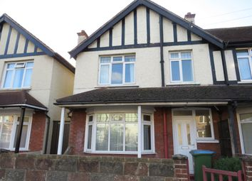 Thumbnail 3 bed end terrace house for sale in Linden Road, Bognor Regis