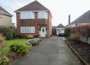 Thumbnail 3 bed detached house for sale in Cox Avenue, Bournemouth