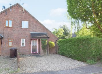 Thumbnail 1 bedroom semi-detached house for sale in Anderson Walk, Bury St. Edmunds