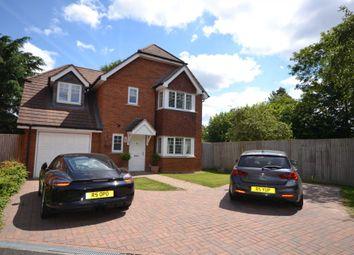 Thumbnail 4 bedroom detached house for sale in Caversham Park Drive, Emmer Green, Reading