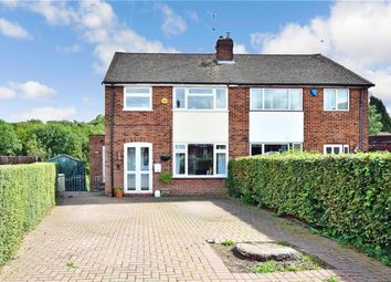3 bed semi-detached house for sale in Garden Close, Maidstone, Kent ME15