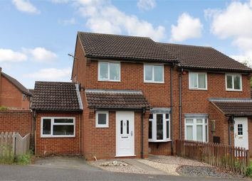 Thumbnail 3 bedroom semi-detached house for sale in Perracombe, Furzton, Milton Keynes, Buckinghamshire