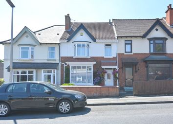 Thumbnail 3 bed terraced house for sale in Upper St Marys Road, Bearwood