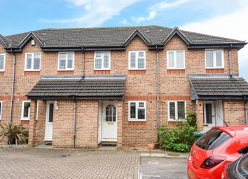 Thumbnail 2 bed terraced house to rent in Saddlebrook Park, Sunbury On Thames