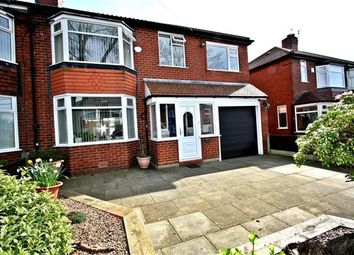 Thumbnail 4 bed semi-detached house for sale in Butterstile Lane, Prestwich, Manchester
