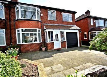 Thumbnail 4 bedroom semi-detached house for sale in Butterstile Lane, Prestwich, Manchester