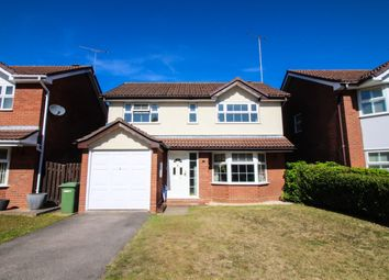 Thumbnail 4 bed detached house to rent in Constable Way, College Town, Sandhurst, Bracknell Forest