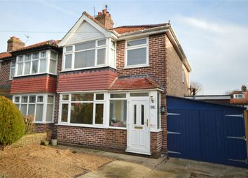 Thumbnail 3 bed end terrace house for sale in Glenmore Gardens, Norwich